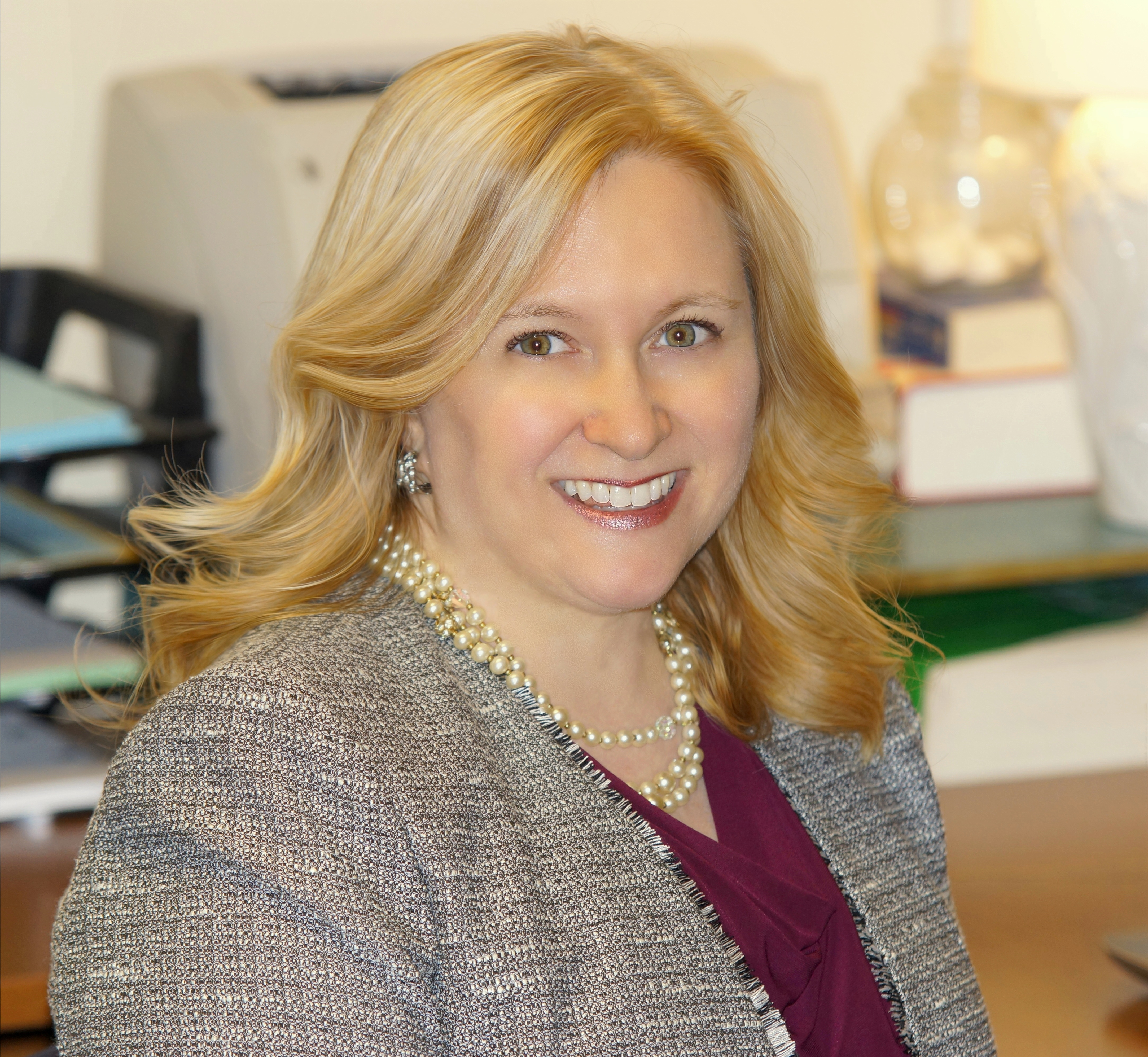 Immigration Law Clinic Attorney Lesley Glennon