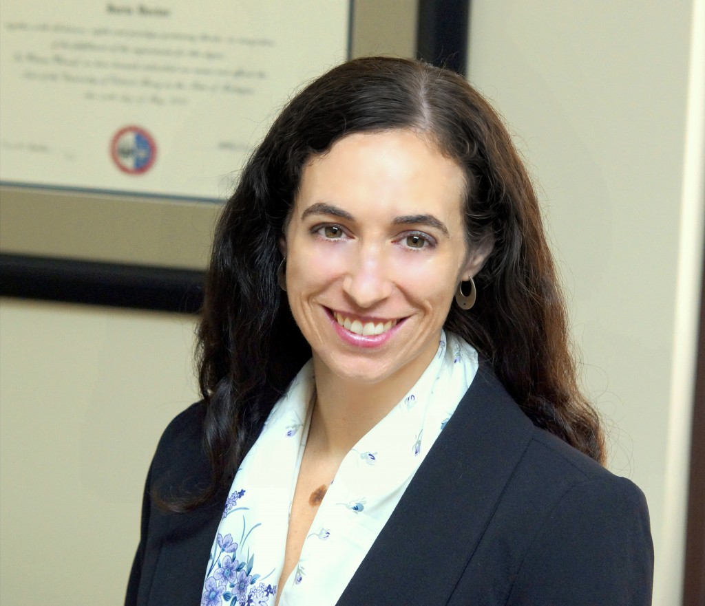 Immigration Law Clinic Attorney Melissa Indish