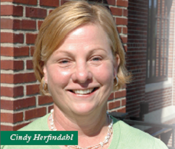 STVCC Cindy Herfindahl , Development Director on Sustainable Giving
