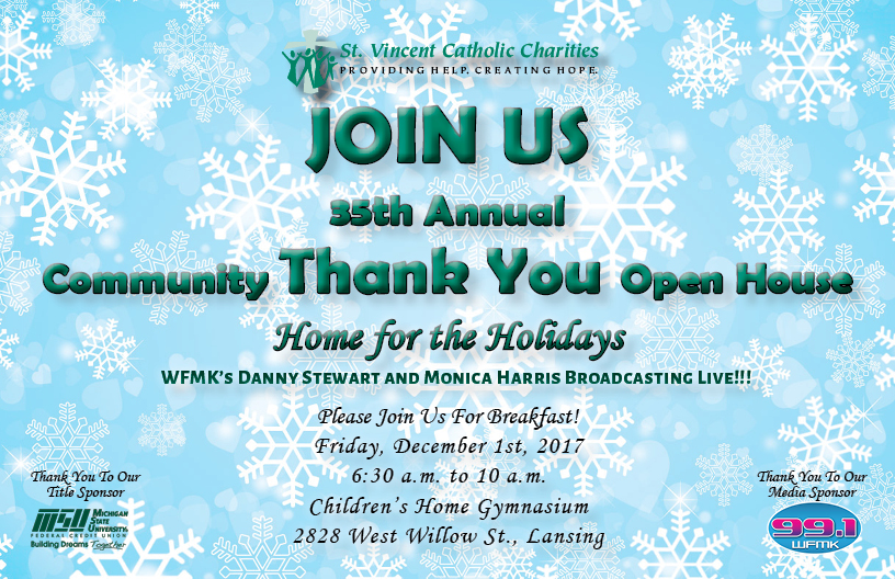 35th Annual Community Thank You Open House image
