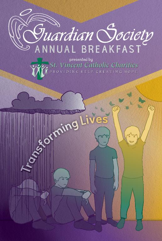 guardian society fundraising breakfast