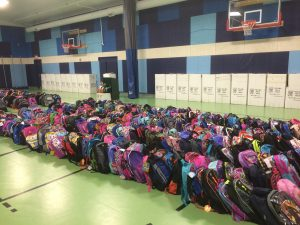 operation backpack campaign