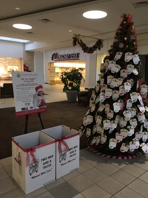 holiday giving campaign