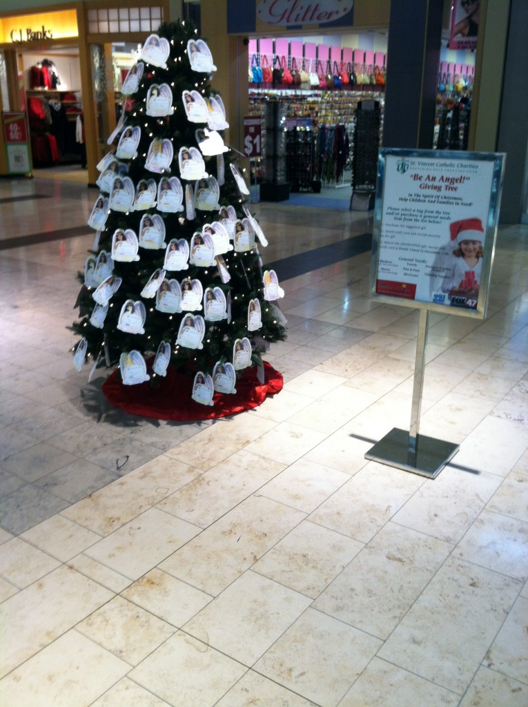 Holiday Giving Drive Collection Concludes