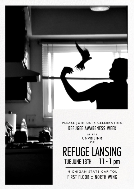 Refuge: Stories of Resettlement in Mid-Michigan