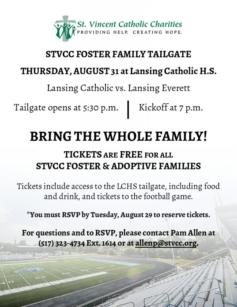 foster family tailgate